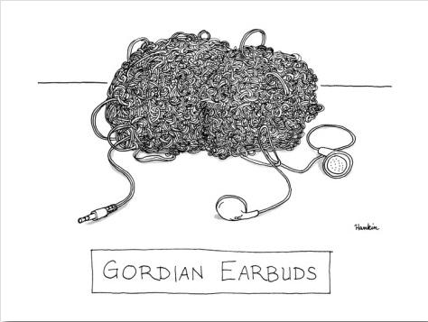 gordian earbuds